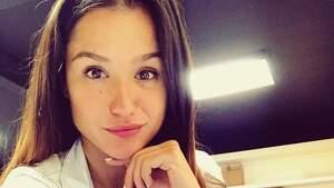 Selfie de Mireia Borrás