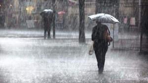Imagen de un día de lluvia