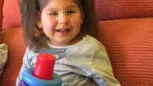 Pilar, la niña de 4 años de Granada que padece parálisis cerebral