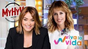 Toñi Moreno pasará a presentar 'MYHYV' y Emma García presentará 'Viva la vida'