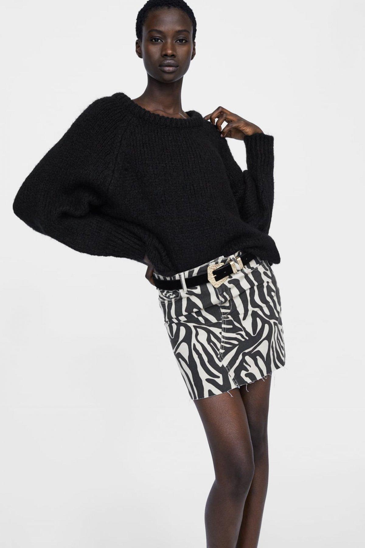 d8653e8ed 15 faldas de Zara para comprar y arrasar en el 'Black Friday'