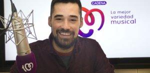 Jordi Cruz en Cadena 100