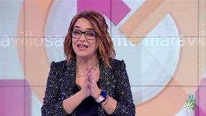 Toñi Moreno lanza un dardo a Mediaset en su programa 'Gente Maravillosa' de Canal Sur