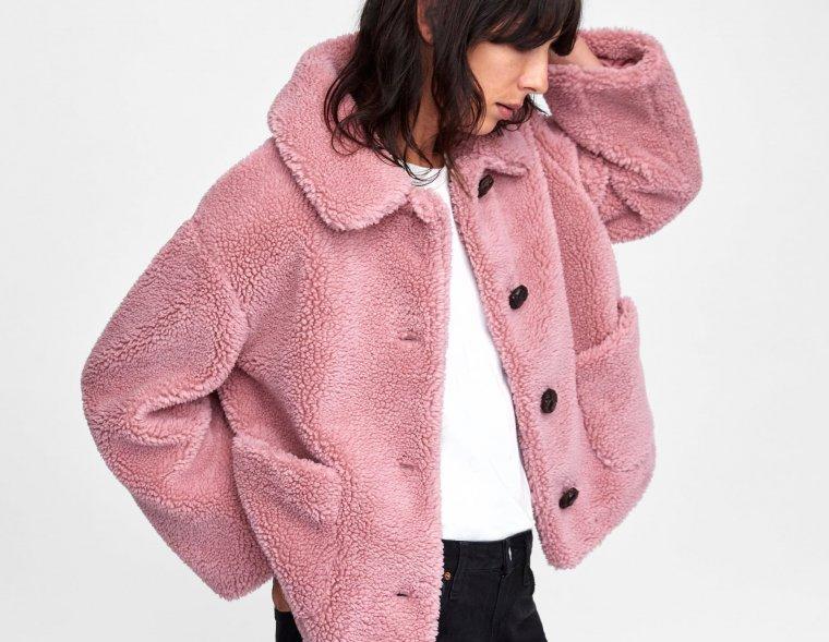 Los 16 abrigos de Zara para mujer que no puedes perderte en