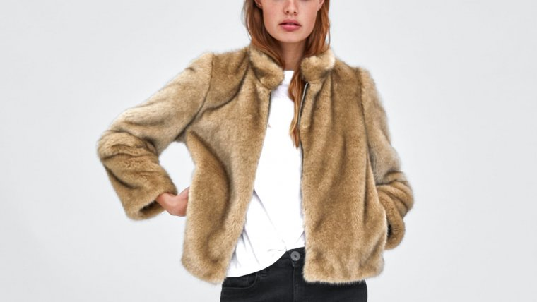 208f556e4496 Los 16 abrigos de Zara para mujer que no puedes perderte en el ...