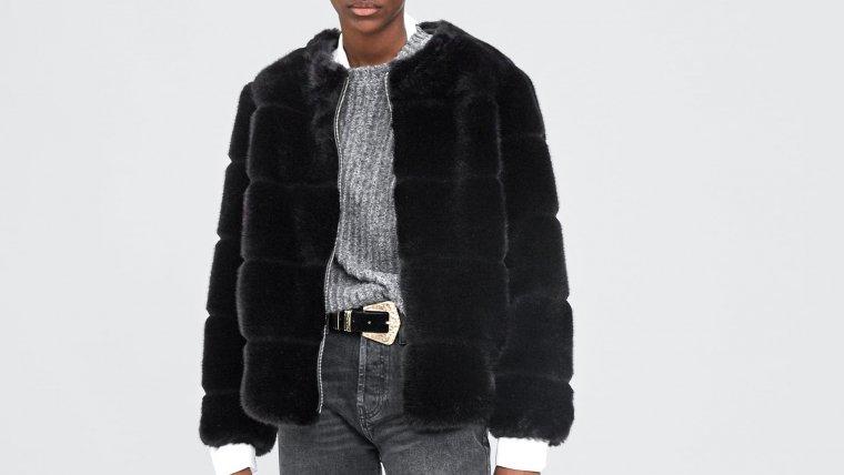 nueva productos bbb7a d21fd Los 16 abrigos de Zara para mujer que no puedes perderte en ...