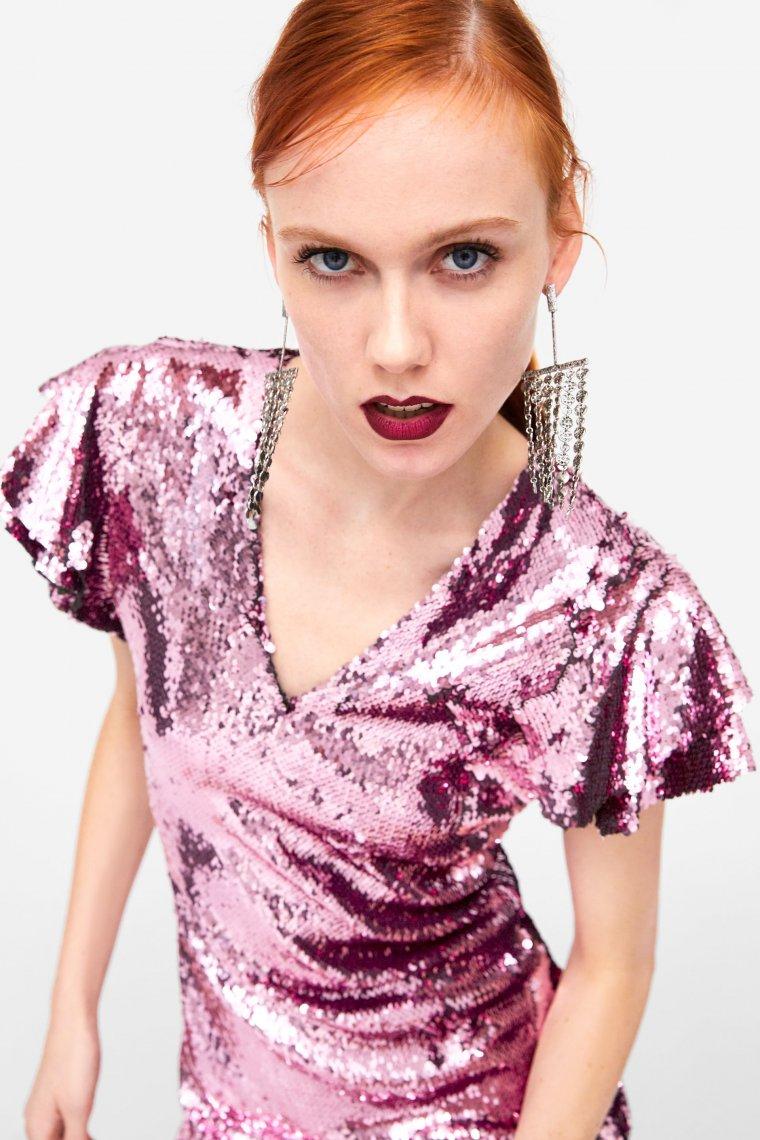 nueva alta calidad precio inmejorable gran venta Los 10 mejores vestidos de Nochevieja de Zara para deslumbrar
