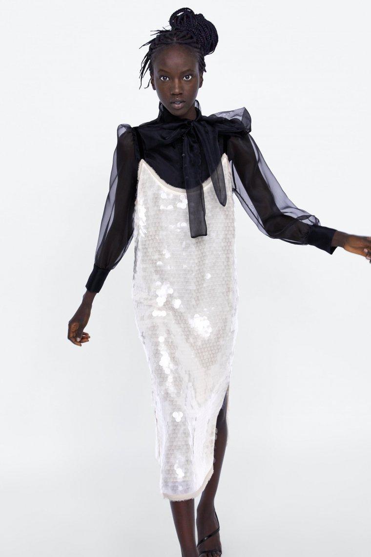 en venta colores y llamativos modelado duradero Los 10 mejores vestidos de Nochevieja de Zara para deslumbrar