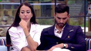 Aurah Ruiz y Suso Álvarez en 'GH VIP 6'