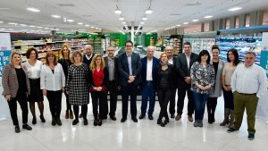 Mercadona y los sindicatos firman un nuevo convenio colectivo de empresa
