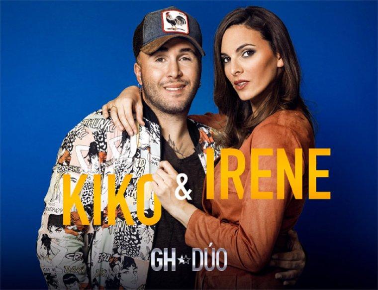 Kiko Rivera e Irene Rosales, los primeros concursantes confirmados de 'GH DÚO'