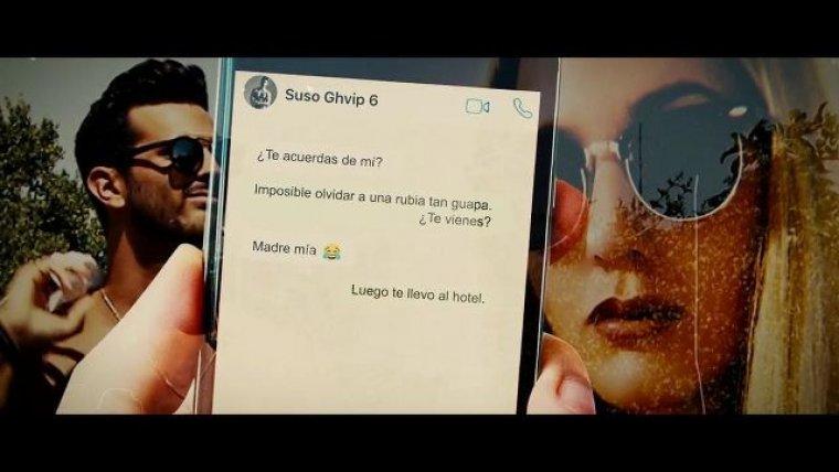 La conversación de Suso con Shaiu Herreras