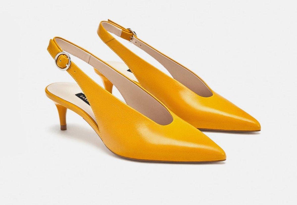 bd6ac60b 10 zapatos imperdibles que están en las rebajas de Zara 2019