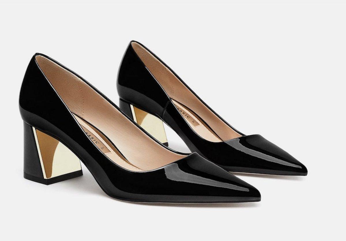 10 zapatos imperdibles que están en las rebajas de Zara 2019