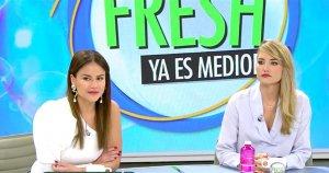 Imagen de Mónica Hoyos y Alba Carrillo en 'Ya es mediodía'.