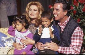 La familia Jurado-Ortega