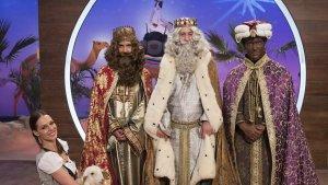 Los Reyes Magos visitan 'MasterChef Junior 6'.