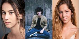 Los tres nuevos fichajes de la serie para la nueva temporada