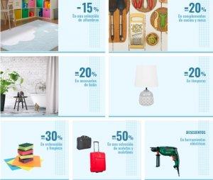 Otras ofertas exclusivas de Carrefour Online, solo disponibles hasta el 10 de enero