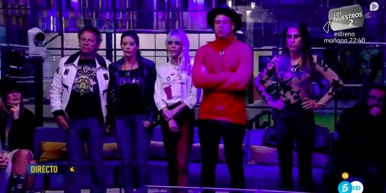 Imagen de los concursantes de 'GH DÚO'.