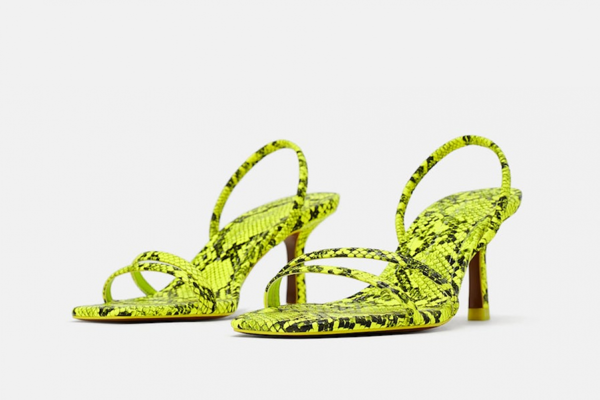 Colección De Zapatos Irresistible Momento Es Del Zara La Nueva Más vmNn0w8