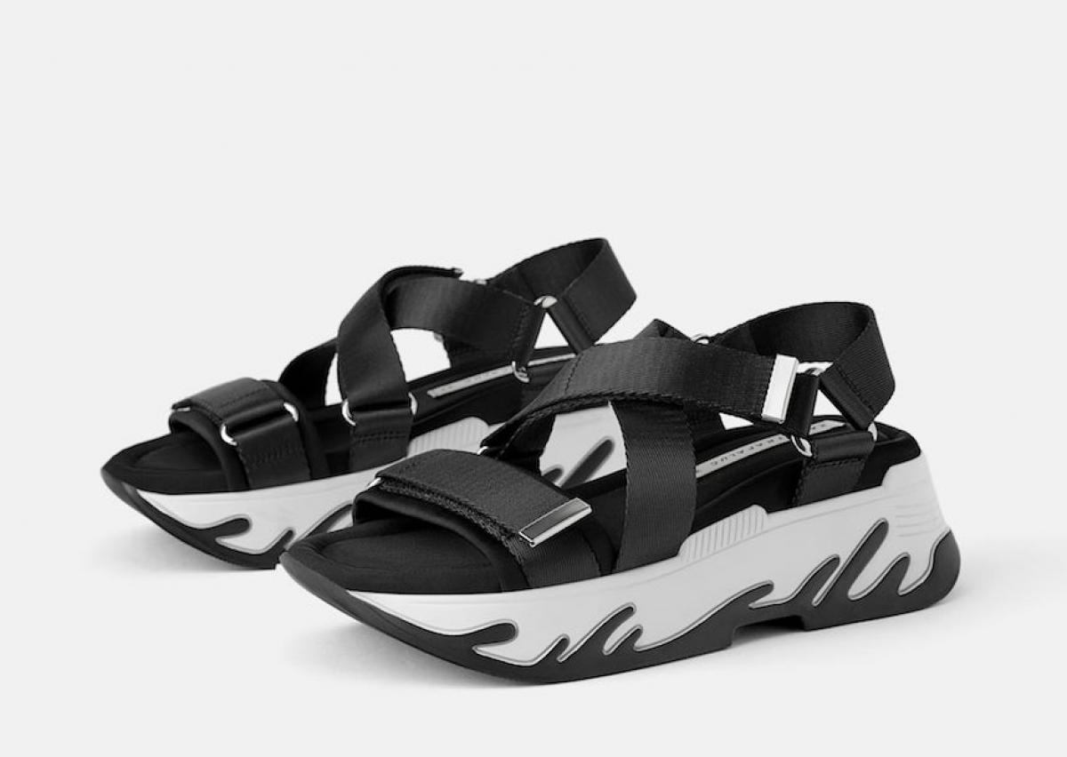 La Colección De Más Del Momento Irresistible Zapatos Es Nueva Zara NwOX8nPk0