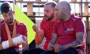 Antonio Tejado busca consuelo en Alejandro Albalá y Kiko Rivera