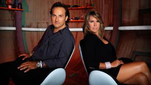 Iker y Carmen poseen dos empresas de actividades audiovisuales