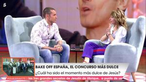 Jesús Vázquez y Emma García en 'Viva la Vida'