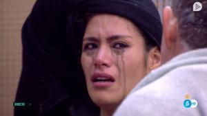 Las lagrimas negras de Miriam Saavedra en 'GH VIP'