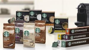 Nestlé lanzará cápsulas de café y café molido Starbucks