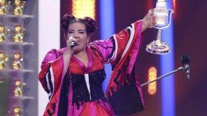 Netta, ganadora de 'Eurovisión 2018'