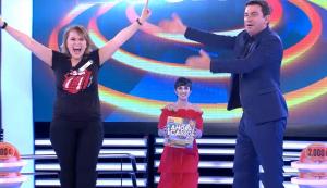 Paky Patrón tras proclamarse ganadora del mítico concurso