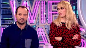 Patricia Conde y Ángel Martín en 'WifeLeaks'