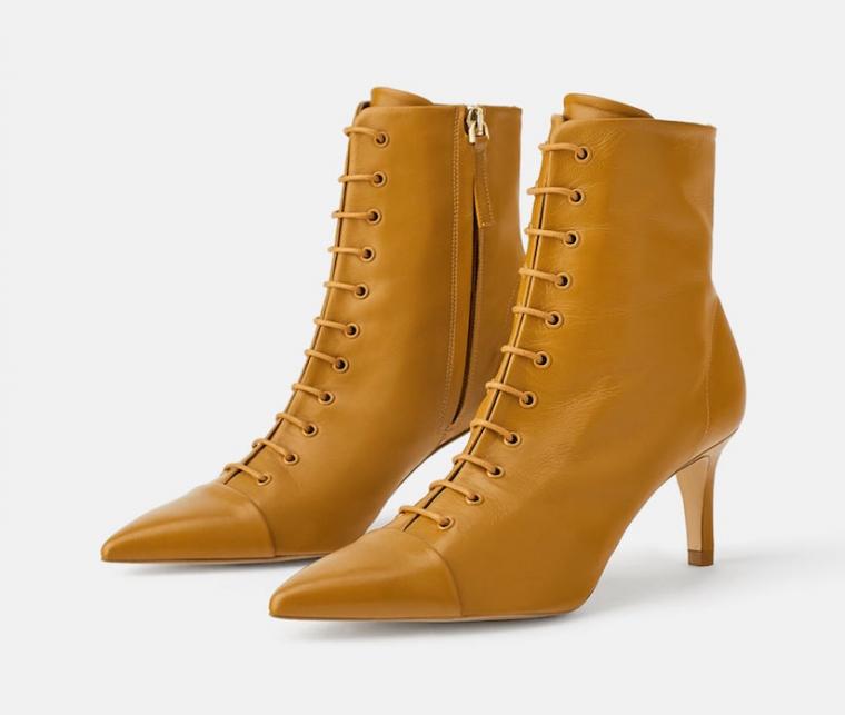 Nueva Es Del De Zapatos Zara Colección Irresistible La Momento Más qCd7q