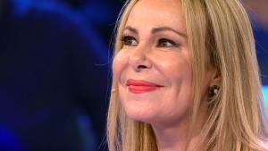 Ana Obregón respira tranquila después de un año