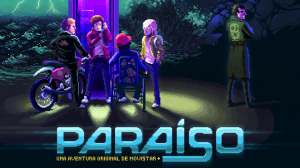 Imagen promocional de 'Paraíso'