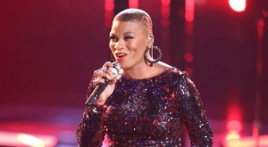 Janice Freeman en 'The Voice'