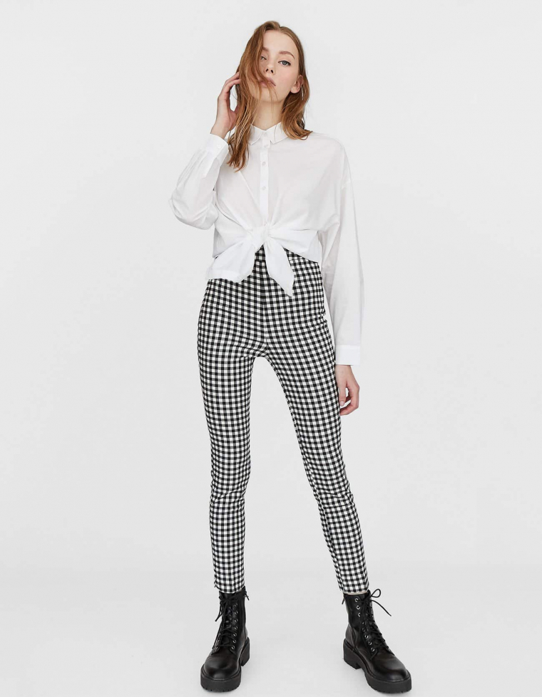 gran ajuste profesional de venta caliente nueva colección Los pantalones de cuadros 'vichy', la nueva prenda estrella ...