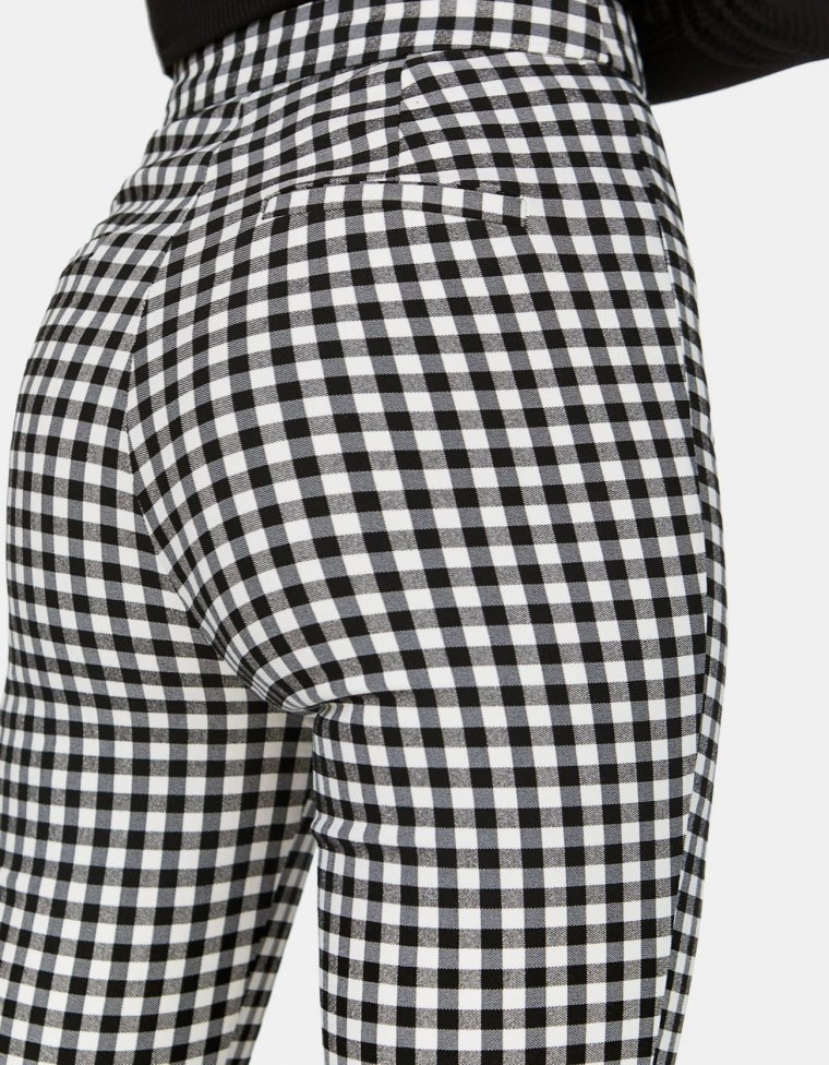 en venta en línea rebajas outlet hacer un pedido Los pantalones de cuadros 'vichy', la nueva prenda estrella ...