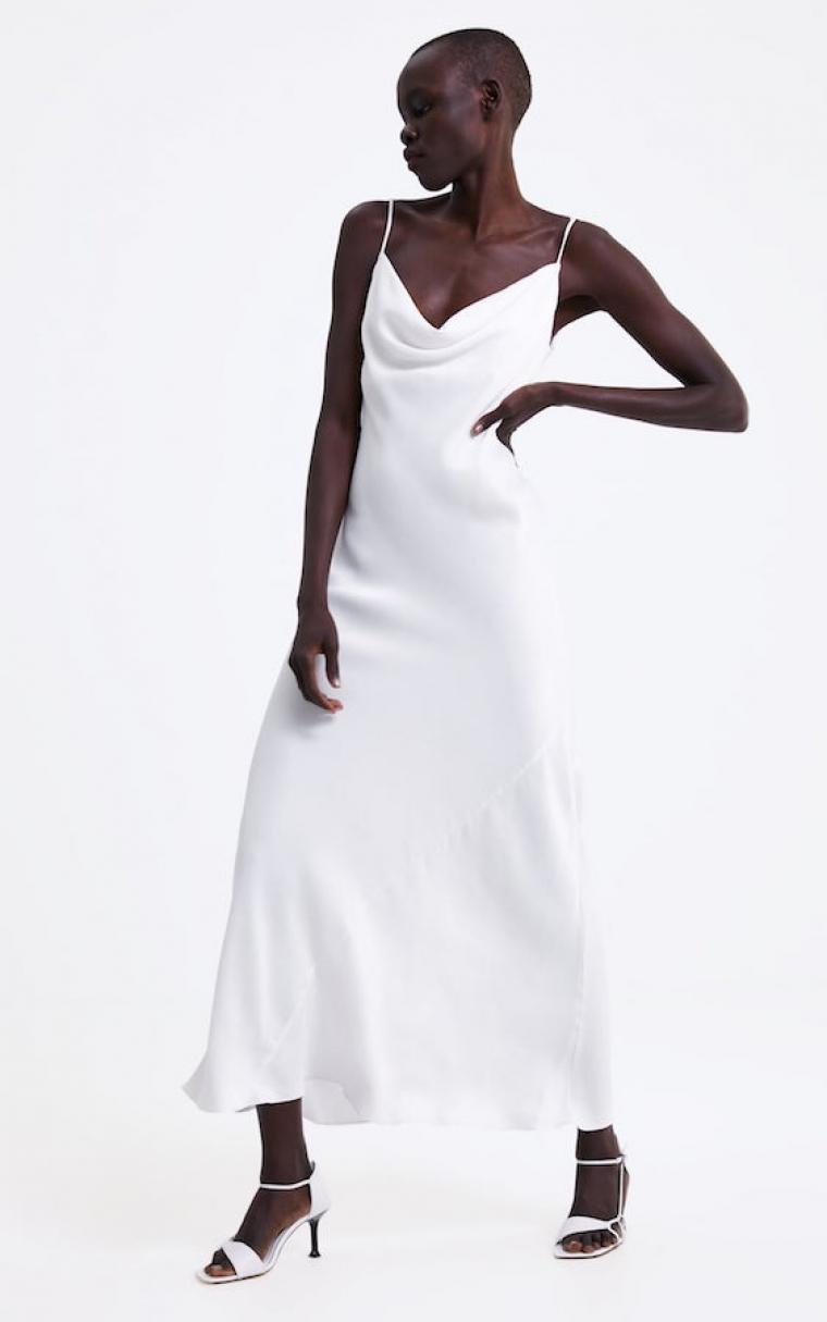 Los Vestidos De Novia Baratos Y Originales Están En Zara