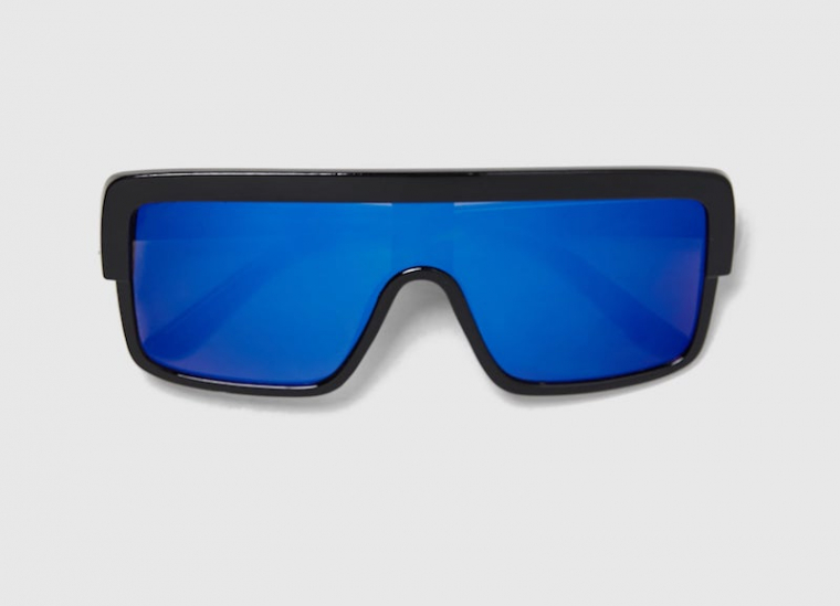 c8d4e634ca Tendencias en gafas de sol para el 2019: formato maxi y muy futuristas
