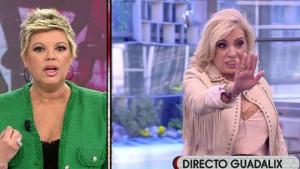 Carmen Borrego estalla contra Terelu Campos