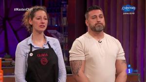 Gloria y Marcos, han sido expulsados de 'Masterchef 7'.