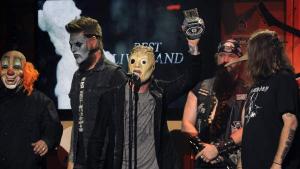 Imagen de la banda Slipknot