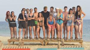 Los concursantes de 'Supervivientes 2019'