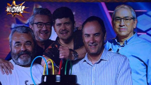 'Los Lobos' cumplen dos años en '¡Boom!'