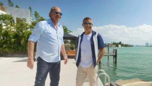 Bertín Osborne y Alejandro Sanz en 'Tu casa es la tuya'