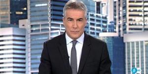 David Cantero presenta los Informativos de Telecino