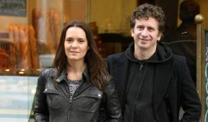 Eva Santolaria está casada con el director Pau Freixas